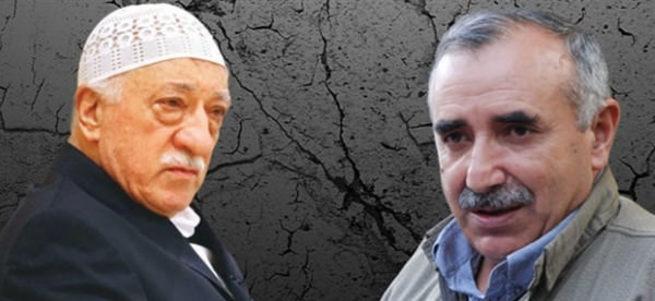 Paralel ve PKK'dan ihanet anlaşması