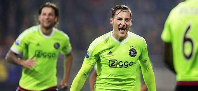 Ajax'tan yarım düzine: 6-0