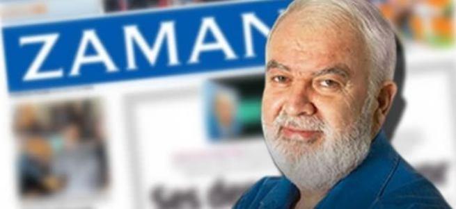 Zaman yazarı Alkan AK Parti seçmenine hakaret etti