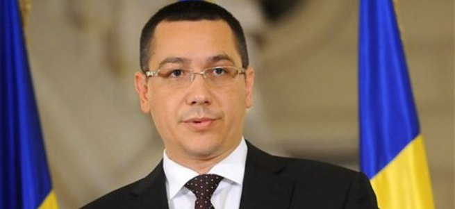 Romanya Başbakan'ı istifa etti.Sebebi ise...