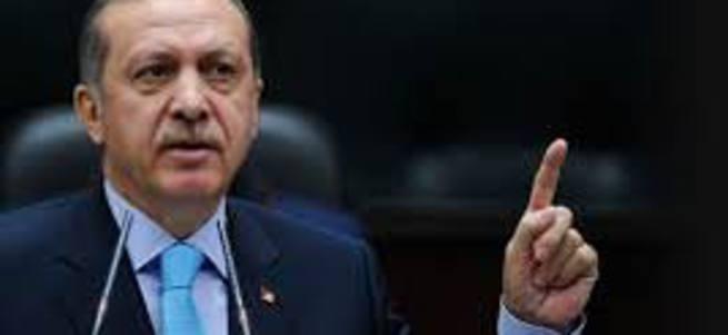 Erdoğan ilk kez açıkladı. PKK'ya kaynak aktarıyorlar