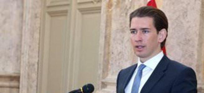 Avusturyalı bakan Kurz'dan Türkiye'ye şantaj iması