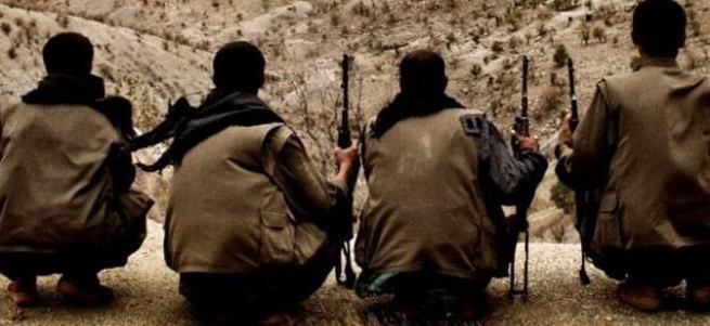 Büyük kaçış! 1019 PKK'lı teslim oldu