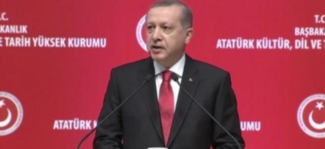 Cumhurbaşkanı Erdoğan: Kökü olmayanın geleceği olmaz