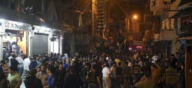 Beyrut'taki patlamayı DAEŞ üstlendi