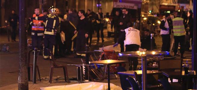 Fransa'da 7 bölgede saldırı gerçekleşti!