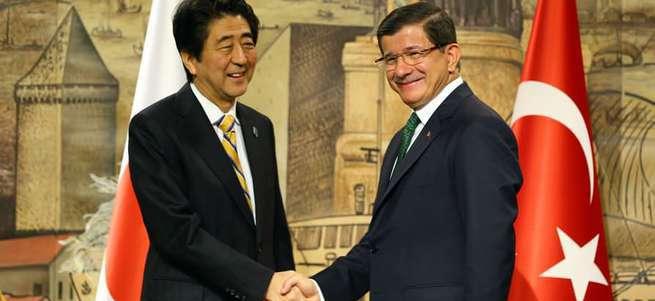 Japonlar'a mega proje çağrısı