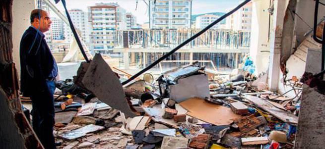 Ankara'nın faili kendini patlattı
