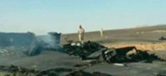 Rusya'dan açıklama: Uçağı teröristler düşürdü