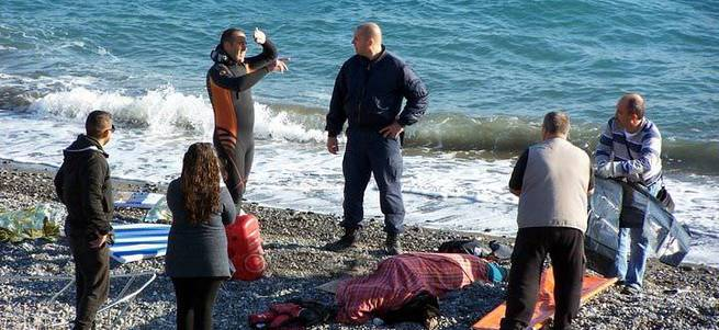 Bodrum'dan Yunanistan'a geçmek isteyen mülteci botu battı