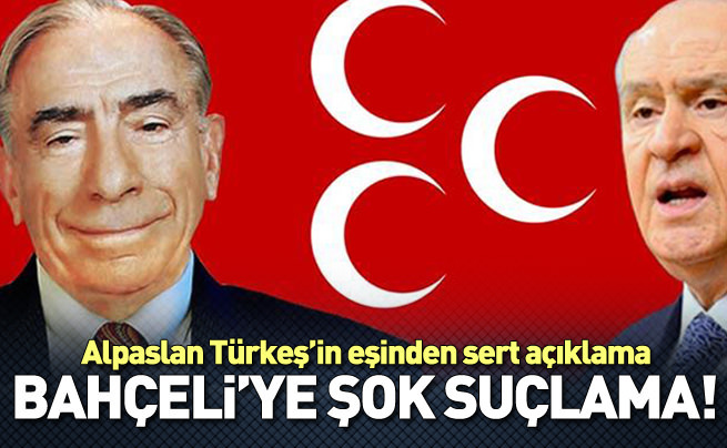 Seval Türkeş: MHP istihbaratın kontrolü altında