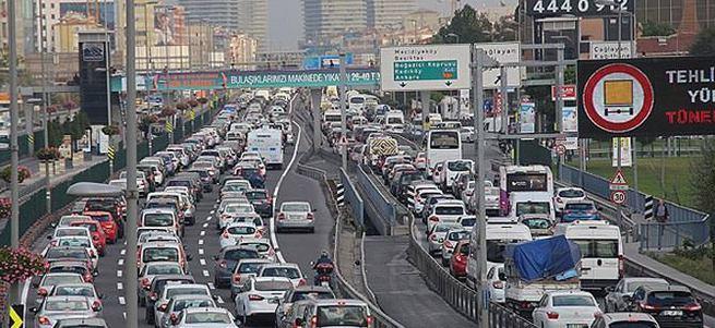 İstanbul trafiğinde çok önemli iki gelişme