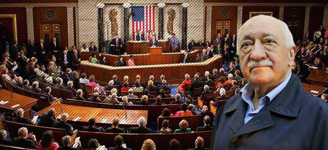 ABD'li Kongre Üyeleri Gülen örgütünün parasını iade ediyor