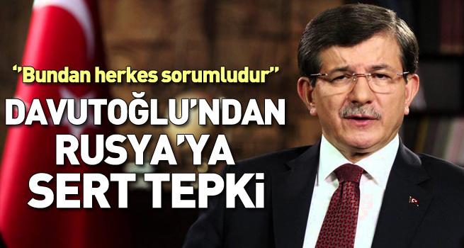 Türkmenleri değil DAEŞ'i bombala