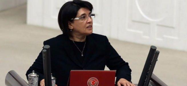 HDP'den Zana'ya tepki: Gündemi işgal etmemeli!
