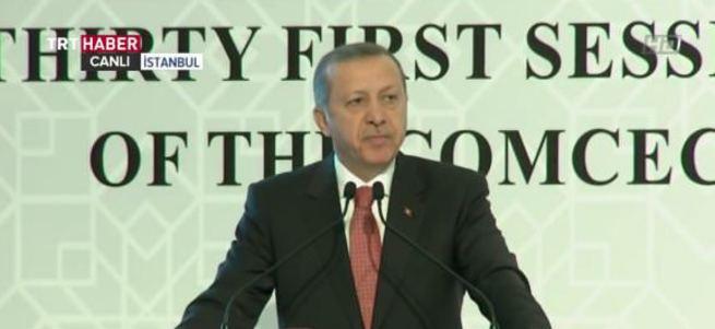 Cumhurbaşkanı Erdoğan İSEDAK toplantısında önemli açıklamalarda bulundu