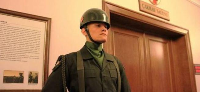 Rus krizi sonrası karargahta 'çok gizli' toplantı