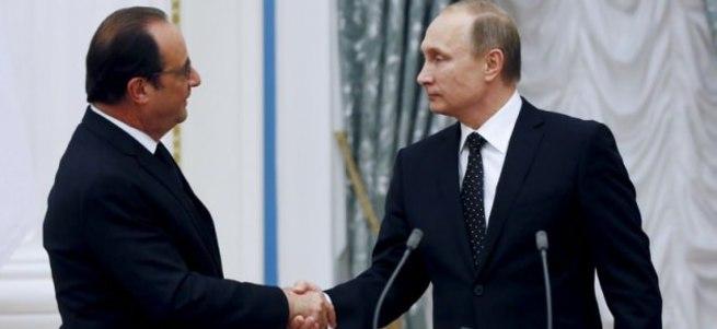 Fransa'dan Rusya'ya destek: Savaşabiliriz