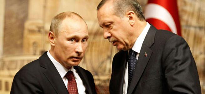 Erdoğan'dan Putin'e petrol resti