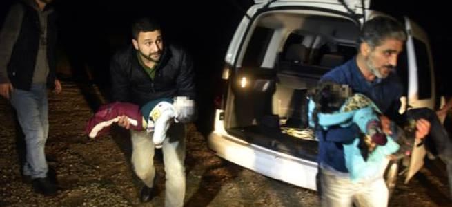 Çanakkale'de 4 çocuk cesedi bulundu