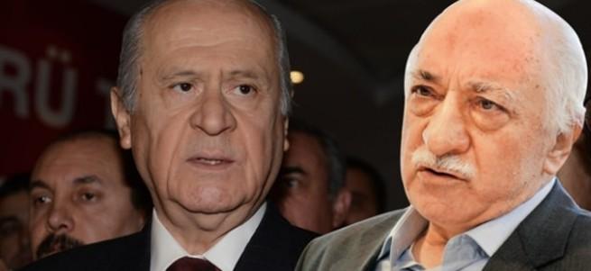 Fethullah Gülen Bahçeli'nin açıklamalarına cevap verdi