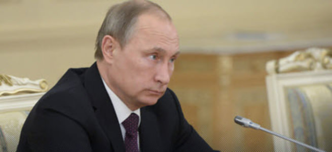 Putin'e içeriden şok