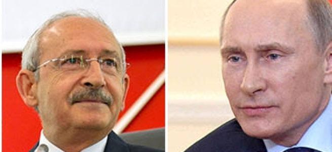 CHP Putin'in izinde