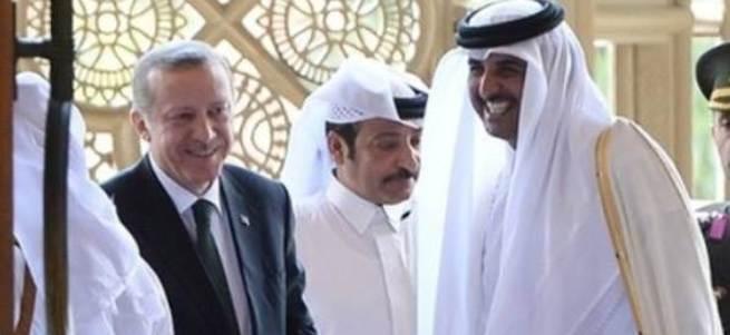 Türkiye ile Katar kader ortağı oldu