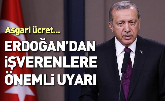 Cumhurbaşkanı Erdoğan Ankara'da konuştu