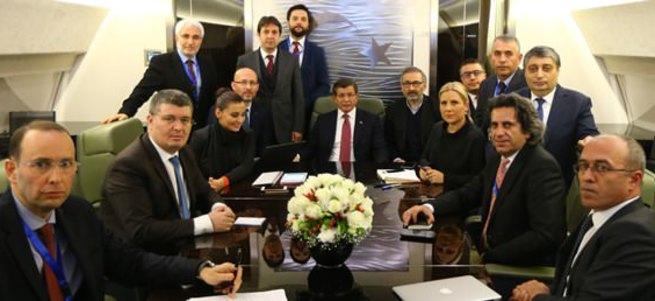 Davutoğlu Rusya krizini değerlendirdi
