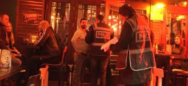 11 kişi öldü 200 polis harekete geçti