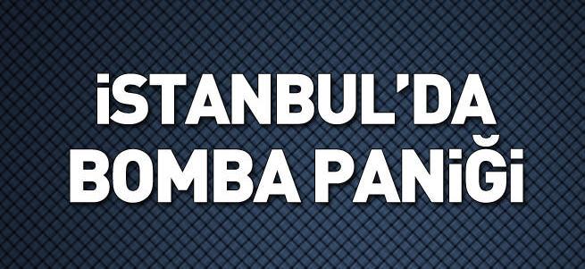 İstanbul'da çalıntı araçta bomba çıktı!