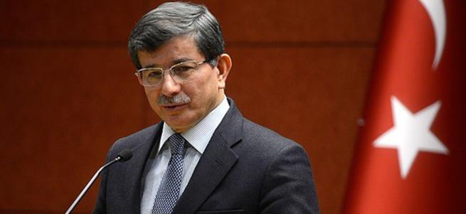 Başbakan Davutoğlu'ndan Irak Başbakanı Abadi'ye mektup