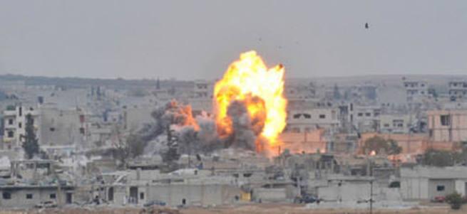 ABD Esad'ın ordusunu vurdu!