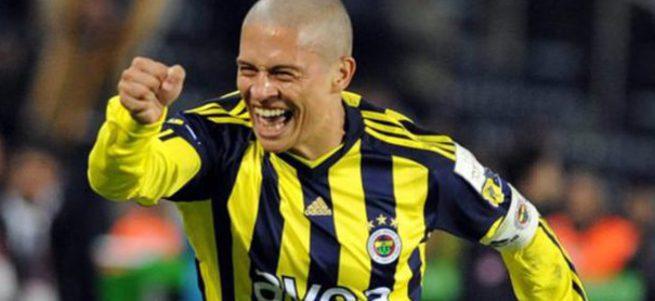 Alex'ten Galatasaray'a cevap