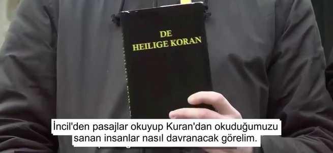 Kur'an zannettiler İncil çıkınca şok oldular