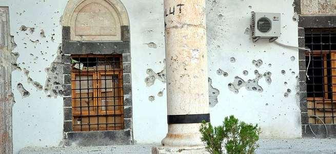 Figen Yüksekdağ'dan camiyi devlet yaktı iftirası