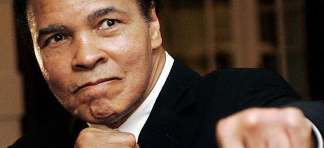 Muhammed Ali'den Amerikan başkan adayı Trump'a tepki