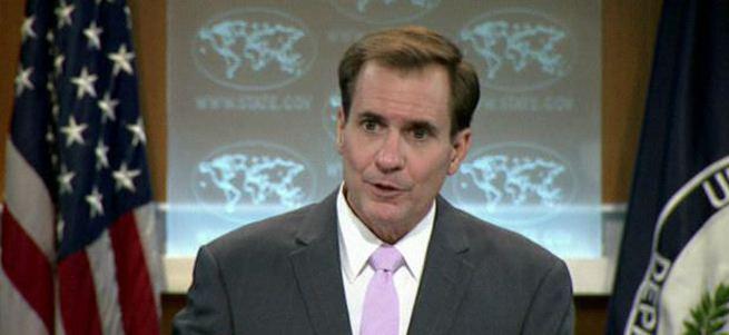 Rus muhabirin Türkiye sorusu ABD sözcüsü kızdırdı
