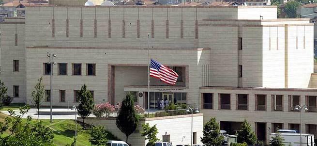 ABD Konsolosluğu'nu canlı bomba kapattırmış