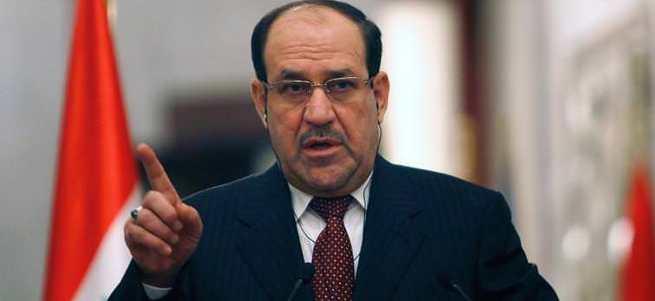 Maliki'den Türkiye'ye küstah suçlama