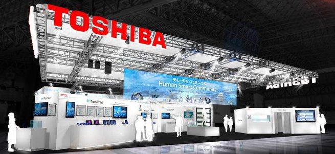 Toshiba Rusya'da satışlarını durdurdu