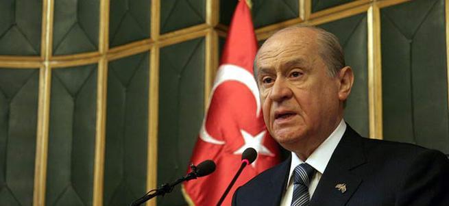 Bahçeli: Türkiye'nin Irak'a yardım amacıyla gitmesi normaldir