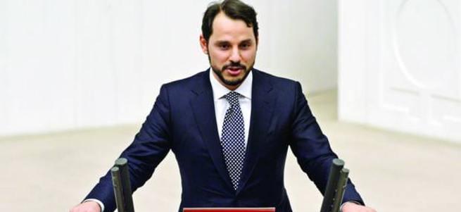 Enerji Bakanı Albayrak'tan önemli açıklamalar