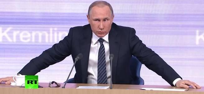Vladimir Putin: Türkiye Suriye'ye giremez