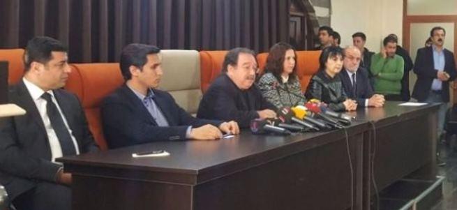HDP'den skandal 'Özyönetim' çıkışı!