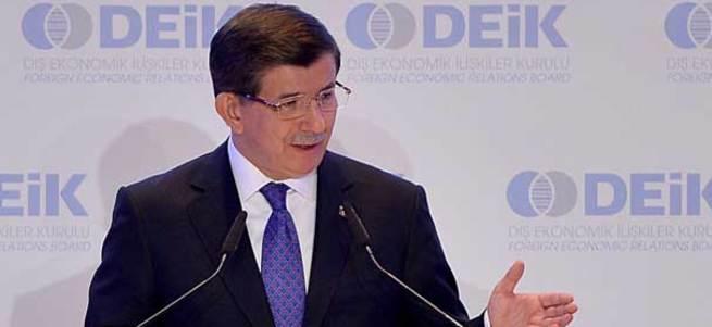 Başbakan Davutoğlu Muhalefete çağrıda bulundu
