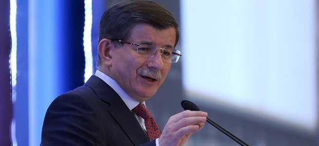 Başbakan Davutoğlu: Doğuyu insansızlaştırmaya çalışıyorlar