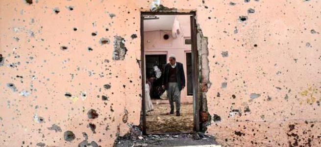 PKK'dan hendek rantı