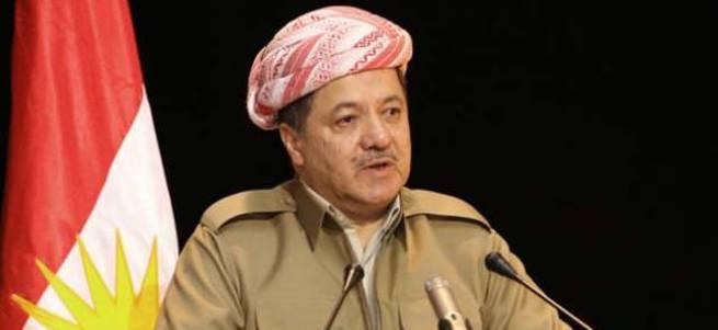 Barzani'den bağımsızlık referandumu hamlesi